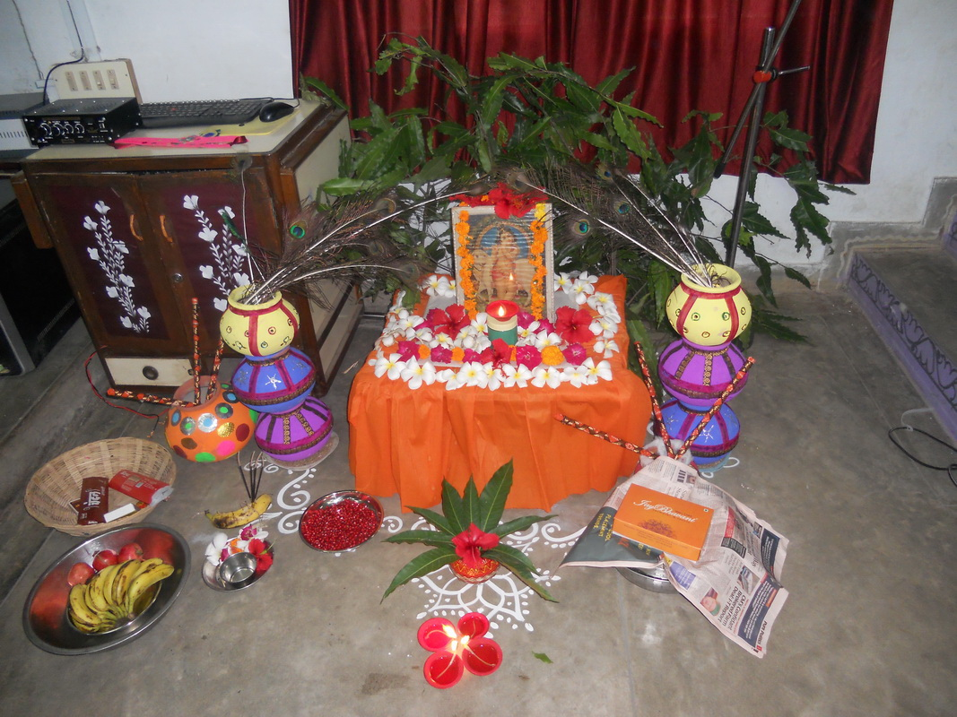 Janmastami Celebration