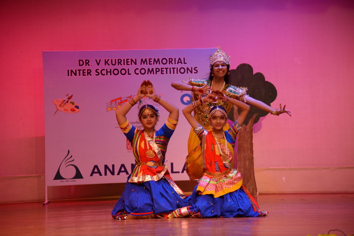 Dr. V. Kurien Memorial Inter School Competition <r> 15-9-2018