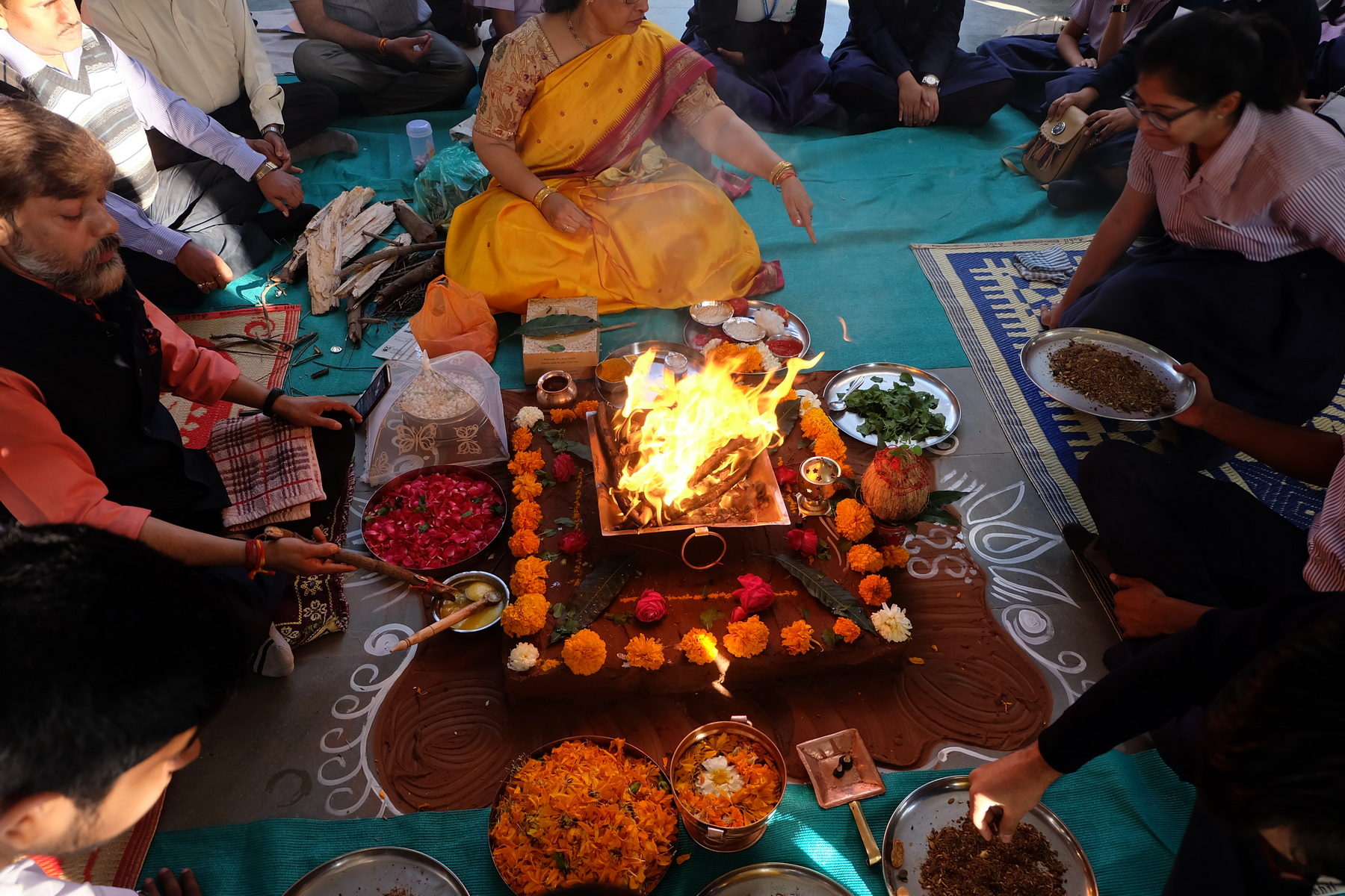 Blessing Ceremony